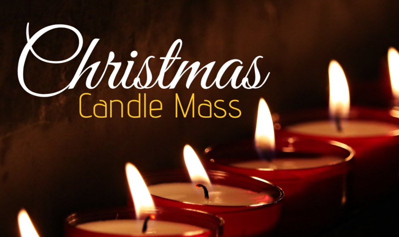 Annual Christmas Candle Mass