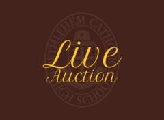 Live Auction - Golden Gala 2020