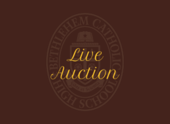 Live Auction - Golden Gala 2020