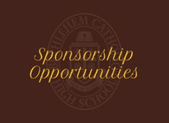 Sponsorship Opportunities - Golden Gala