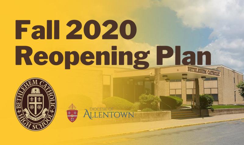BECAHI Fall 2020 Reopening Plan